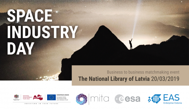 Space industry day 20.03